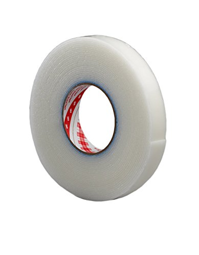 3M 4412N Sealant Tape Roll - 2 in. (W) x 15 ft. (L) Translucent, Pressure Sensitive Acrylic Adhesive Sealing Tape. Zero Curing Sealant