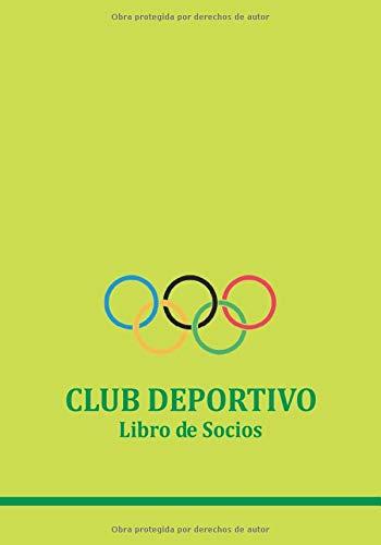 CLUB DEPORTIVO: Libro de Registro de Socios