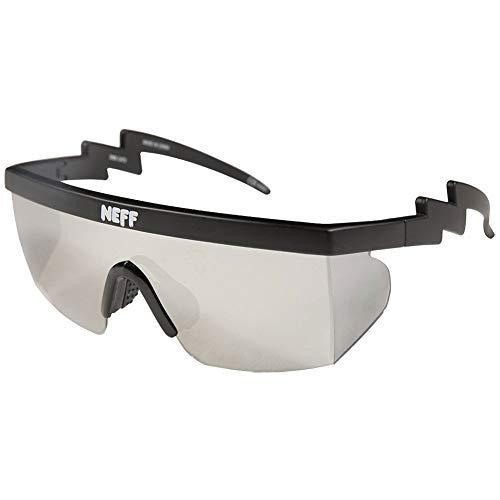 Neff Men's Brodie Single Lens Shades Sunglasses Black