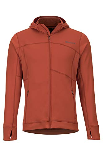 Marmot heren fleecejas, outdoorjas, ademend Dawn Hoody