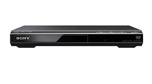 Sony DVPSR210P DVD Player (no HD...