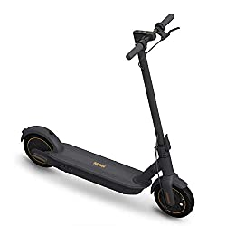 professional SEGWAY Ninebot MAX Electric Kick Scooter Long-distance battery up to 40.4 mph Maximum speed 18.6 mph…