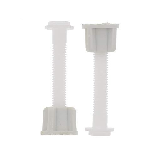 Aqua Plumb Aqua Plumb C0912 Toilet Seat Hinge Bolts - Carded Two Pack