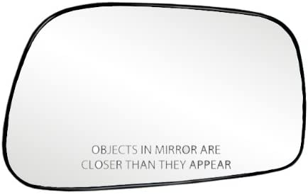 NEW Wing Mirror Glass TOYOTA AVENSIS Driver side 06-/>