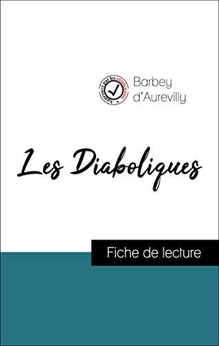 Les Diaboliques de Barbey d'Aurevilly (fiche de lecture de référence)