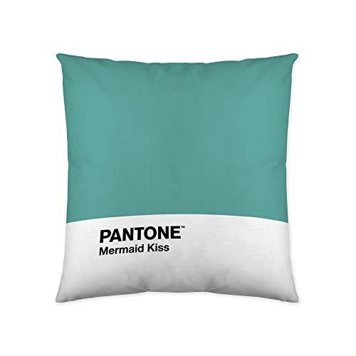 Pantone Funda de cojín Reversible Wide Stripes 50x50 cm