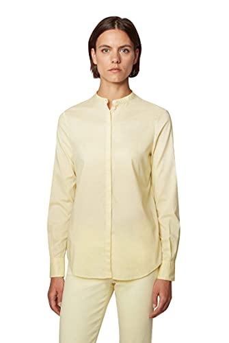 BOSS Efelize_17 Blusa, Amarillo (Light/Pastel Yellow 741), 36 para Mujer