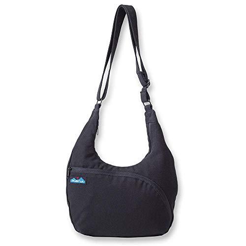 KAVU Sydney Satchel CrossBody Bag -Black