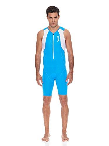 Atletica Leggera Triathlon Suit Spiuk Traje XP Hombre Azul 2XL