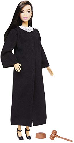 Boneca Barbie Profissões - Juíza Cabelo Preto