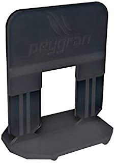 Meters and Steps Tile Installation Jobs PEYGRAN Leveling System Reusable Leveling Brackets for Easier and More Precise Inside//Outside Corners
