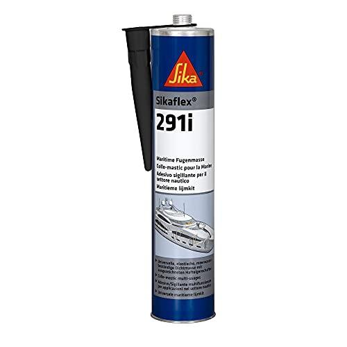 Sikaflex 291i Haftstarker Marine-Dichtstoff 300 ml schwarz