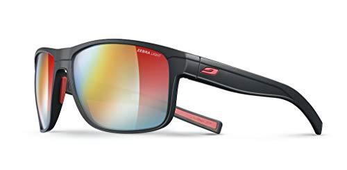 Julbo Herren Renegade Sonnenbrillen, schwarz/rot, 61