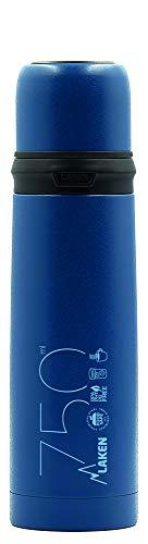 Laken 180075A - Thermos in Acciaio Inox con Tappo/Bicchiere 0,75 l, Unisex,...