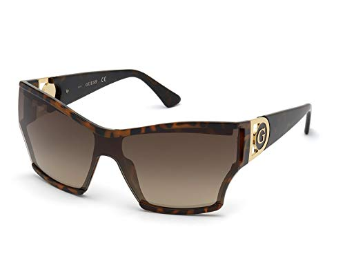 Guess gafas de sol GU7650 52G gafas de Mujer color Havana brown tamaño de la lente