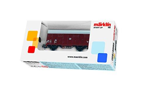Märklin Start up 4410 - Gedeckter Güterwagen, Spur H0