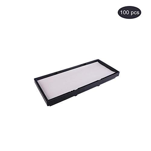 150 Stück Keimen Papier Wegwerf Super saugfähig Keimgerät Gemüse Pflanzen Papier (Klein)