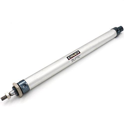 heschen Pneumatische Slim Air Cylinder Mal 20–250PT1/8Port 20mm Bohrung 250mm Hub Doppelfunktions