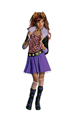 Clawdeen Lobo Girls Costume