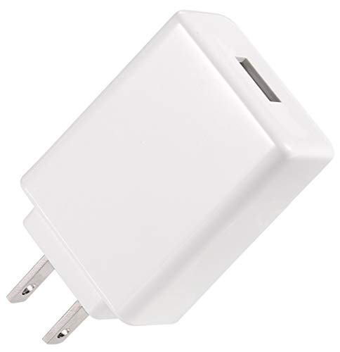 Fast Charging Block Yuxh 18W 3A Quick Charge 3.0 USB Wall Charger QC 2.0/3.0 Adapter for iPhone iPad Samsung,LG,Wireless Charger ?UL Listed?