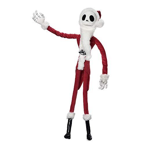Disney Store Jack Skellington Sandy Garras Pequeña Muñeca de peluche - La Pesadilla Antes de Navidad