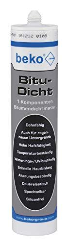 BEKO 236310 310ml Bitu-Dicht 310 ml schwarz 1-Komponenten Bitumendichtmasse