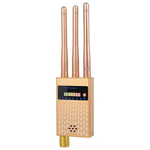 DAUERHAFT Robuster Ortungsdetektor für den Außenbereich Langlebiger Ortungsdetektor GPS-Geräte zur Erkennung von Mobiltelefonen