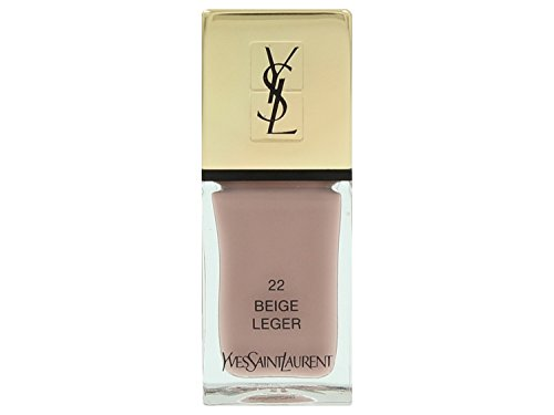 Yves Saint Laurent La Laque Couture Nagellack Nr. 22 Beige Leger 10ml