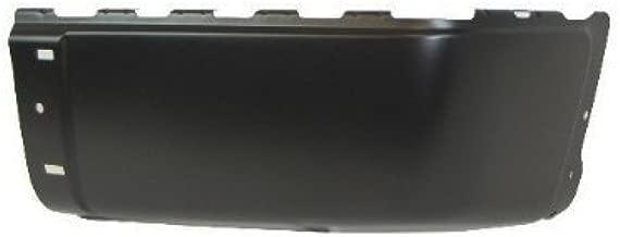 NEW BUMPER END GM1105151 FITS 2007-2014 CHEVROLET SILVERADO 2500 HD REAR RH SIDE