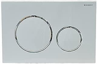 Geberit 115.778.KJ.1 Dual-Flush Actuator Plates, White