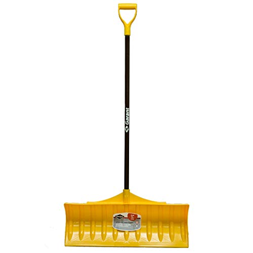 Garant Alpine APP30KDU 30 Inch Yellow Poly Blade Snow Shovel 30' Shovel