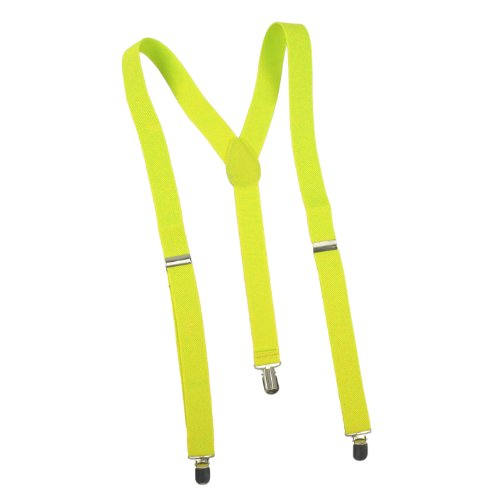 Bretelles Fashion Braces neonyellow