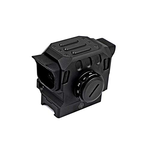 Buy HWZ Prismatic Red Dot Reflex Sight with Large 30mm (Black)