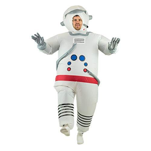 Bodysocks® Aufblasbares Astronaut Kostüm für Erwachsene