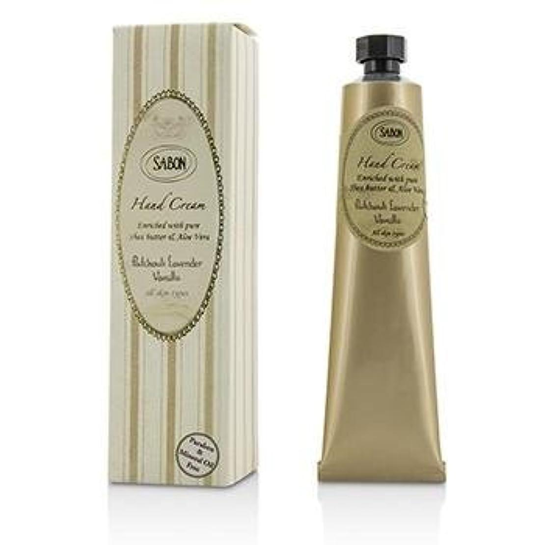 相続人パッチ確保するサボン Hand Cream - Patchouli Lavender Vanilla (Tube) 50ml/1.66oz並行輸入品