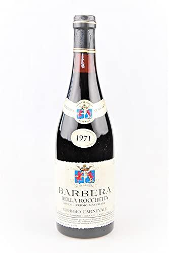 Wein 1971 Barbera della Rocchetta Carnevale