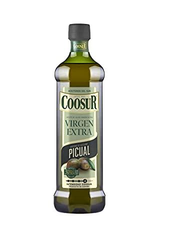 COOSUR - Aceite de oliva virgen extra - Picual - 1L