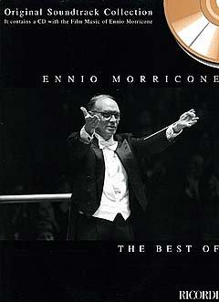 BEST OF - arrangiert für Klavier - mit CD [Noten / Sheetmusic] Komponist: MORRICONE ENNIO
