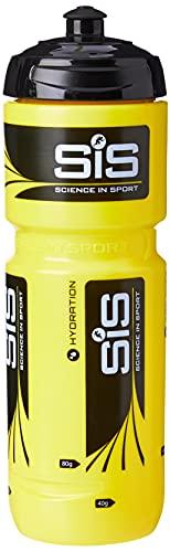 SiS Drinks Bottle Narrow Neck 800ml Yellow