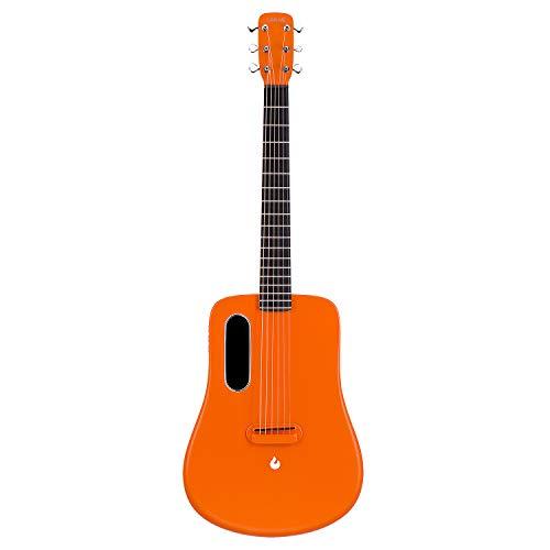 LAVA ME 2 Guitarra de Fibra de Carbono con Efectos 36...