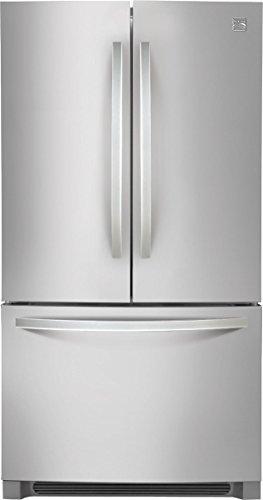 Kenmore 70413 27.6 cu. ft. French Door Refrigerator, Stainless Steel