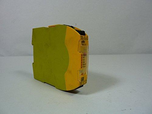 Pilz Not-Aus-Schaltgerät PNOZ s3 C #751103 24VDC 2 n/o PNOZsigma Gerät zur Überwachung von sicherheitsgerichteten Stromkreisen 4046548025552
