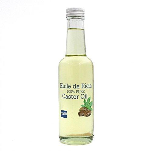 Yari 100% Pure Castor Oil Huile de Ricin - Rizinusöl 250ml