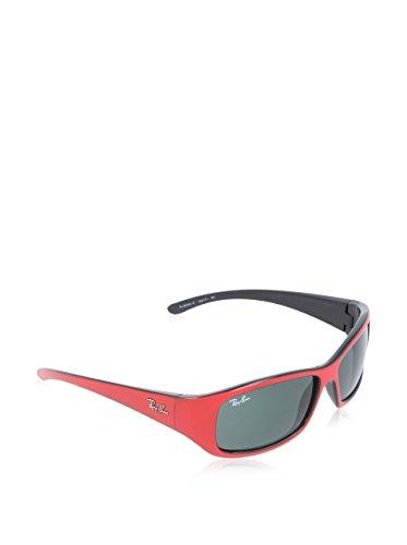 Ray-Ban Gafas de Sol MOD. 9046S Rojo