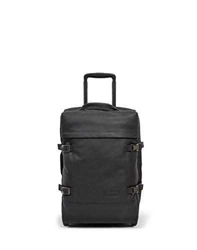 Eastpak Tranverz s Travelbag Black Leather
