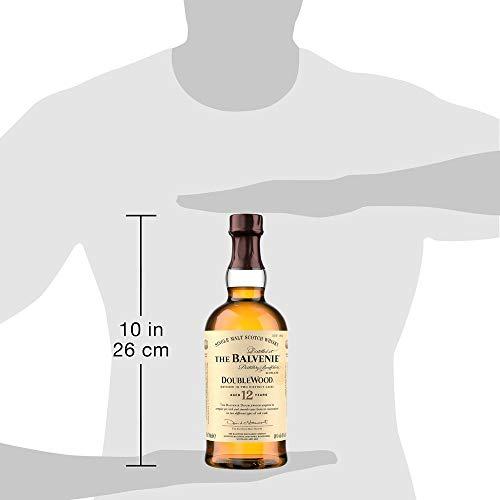The Balvenie Single Malt Whisky - 9