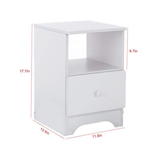 Lethez-Wood-Nightstand-2-Drawers-Bedside-Table-Cabinet-Bedroom-Furniture-Double-Drawer-Bedside-Locker