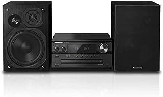 Panasonic SC-PMX92 Home-Audio-Minisystem Schwarz 120 W - Home-Stereoanlagen (Home-Audio-Minisystem, Schwarz, Einfarbig, 120 W, 3-Wege, 14 cm) (B07RGJG1P1) | Amazon price tracker / tracking, Amazon price history charts, Amazon price watches, Amazon price drop alerts