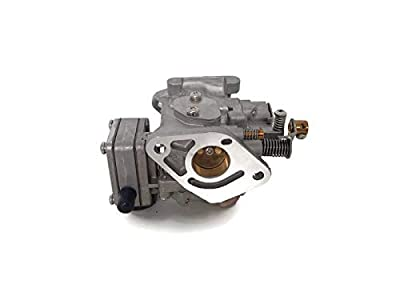 Boat Motor Carburetor Carb Assy for Hangkai 2-stroke 5hp 6hp Outboard Marine Motors Engine by ITACO