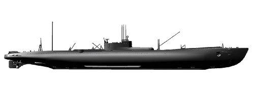 1/350 Ironclad [navire en acier] croiseur sous-marin de type B 27 sous-marins nains italiens ?quip?s de navire (Japon import / Le paquet et le manuel sont ?crites en japonais)